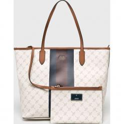 Joop! - Torebka. Szare torebki do ręki damskie JOOP!, z materiału. W wyprzedaży za 599.90 zł.