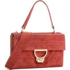 Torebka COCCINELLE - CD6 Arlettis Suede E1 CD6 12 01 01 Bourgogne R00. Czerwone torebki do ręki damskie Coccinelle, ze skóry. W wyprzedaży za 1,149.00 zł.