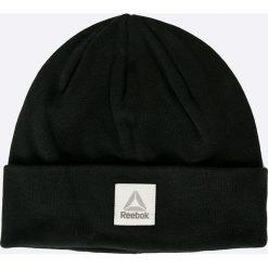 Reebok - Czapka. Czarne czapki i kapelusze męskie Reebok. W wyprzedaży za 34.90 zł.
