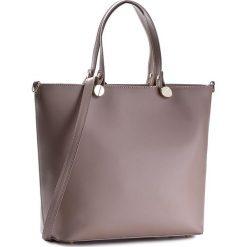 Torebka CREOLE - K10226  Capuccino. Brązowe torebki do ręki damskie Creole, ze skóry. Za 309.00 zł.