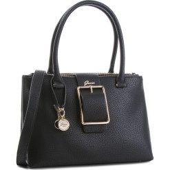 Torebka GUESS - HWBS70 95090 BLA. Czarne torebki do ręki damskie Guess, ze skóry ekologicznej. W wyprzedaży za 479.00 zł.
