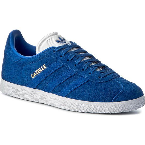 Buty adidas Gazelle BZ0028 BlueBlueGoldmt