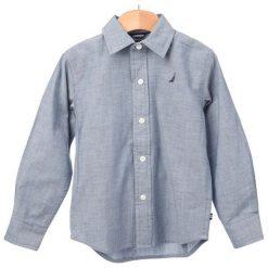 Nautica Koszula Chłopięca 110 Niebieski. Koszule dla chłopców marki bonprix. Za 185.00 zł.