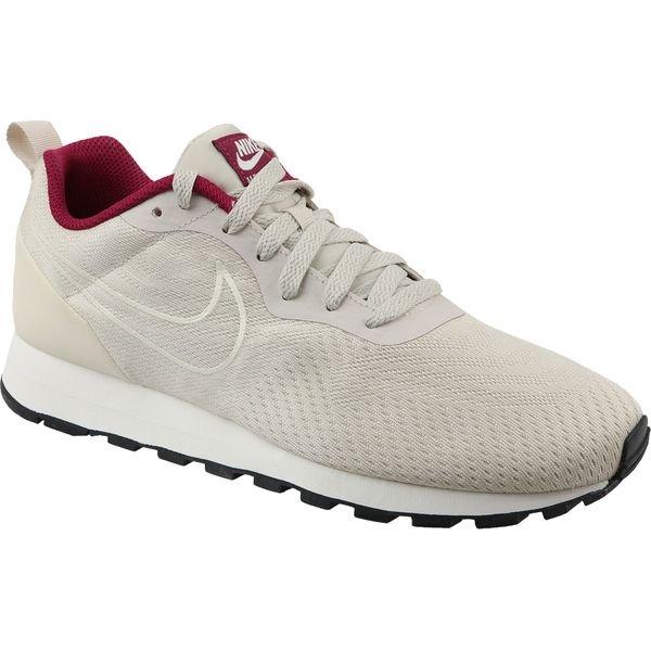 Nike Md Runner 2 Eng Mesh Wmns 916797 100 białe, szare 38,5