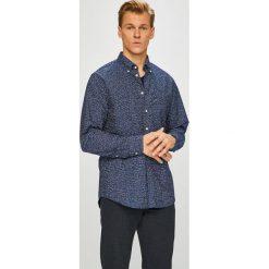 Tommy Hilfiger - Koszula. Szare koszule męskie Tommy Hilfiger, z długim rękawem. Za 359.90 zł.