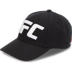 Czapka z daszkiem Reebok - Ufc Baseball Cap CZ9909 Black. Czarne czapki i kapelusze męskie Reebok. Za 119.00 zł.