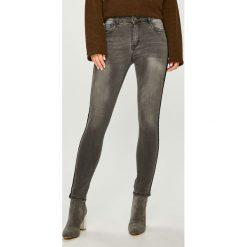 Answear - Jeansy. Szare jeansy damskie ANSWEAR. Za 119.90 zł.