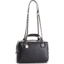 Torebka MONNARI - BAG0430-020 Black. Czarne torebki do ręki damskie Monnari, ze skóry ekologicznej. W wyprzedaży za 209.00 zł.