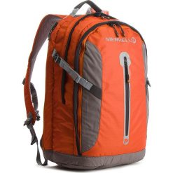 Plecak MERRELL - Townsend JBF22648 Burnt Orange 802. Brązowe torby na laptopa damskie Merrell, z materiału, sportowe. W wyprzedaży za 179.00 zł.