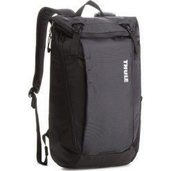Plecak THULE - TEBP315 20L Black. Czarne plecaki damskie Thule, z materiału, sportowe. W wyprzedaży za 239.00 zł.