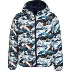 Timberland Kurtka zimowa blue. Kurtki i płaszcze dla dziewczynek Timberland, na zimę, z materiału. W wyprzedaży za 535.20 zł.