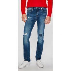 Calvin Klein Jeans - Jeansy. Niebieskie jeansy męskie Calvin Klein Jeans. Za 579.90 zł.