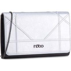 Torebka NOBO - NBAG-D0750-C019 Srebrnoszary Mat. Szare torebki do ręki damskie Nobo, ze skóry ekologicznej. W wyprzedaży za 119.00 zł.