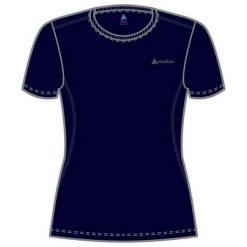 Odlo Koszulka damska Catherine Crew Neck granatowa r. M (200841). T-shirty damskie Odlo. Za 58.55 zł.