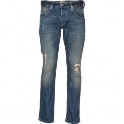 """Dżinsy """"Chicago"""" - Regular fit - w kolorze niebieskim. Niebieskie jeansy męskie Mustang. W wyprzedaży za 217.95 zł."""
