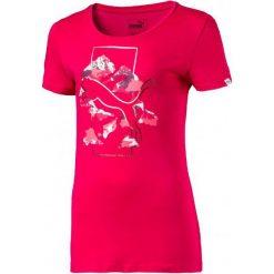 Puma T-Shirt Style Graphic Tee Hot Coral 110. T-shirty i topy dla dziewczynek marki Puma. W wyprzedaży za 47.00 zł.