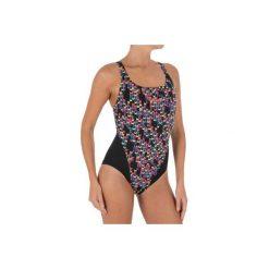 Strój jednoczęściowy pływacki Kamiye Jely damski. Czarne kostiumy jednoczęściowe damskie NABAIJI. Za 79.99 zł.
