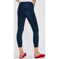 Trendyol - Jeansy. Niebieskie jeansy damskie Trendyol. W wyprzedaży za 89.90 zł.