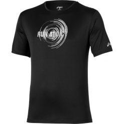 T-shirt Asics Short Sleeve Tee 125141-0939. Czarne t-shirty męskie Asics, z materiału. W wyprzedaży za 69.99 zł.