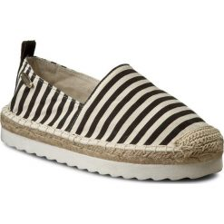 Espadryle BIG STAR - W274003 White/Black. Espadryle damskie marki MAKE ME BIO. Za 89.00 zł.