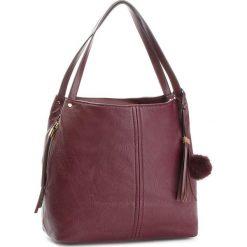 Torebka JENNY FAIRY - RH2021 Burgundy. Czerwone torebki do ręki damskie Jenny Fairy, ze skóry ekologicznej. Za 119.99 zł.