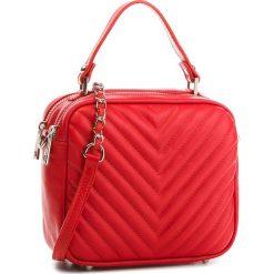 Torebka CREOLE - K10532  Czerwony Corallo. Czerwone torby na ramię damskie Creole. Za 219.00 zł.