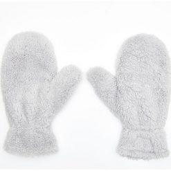 Rękawiczki jednopalczaste - Jasny szary. Szare rękawiczki damskie Cropp. Za 34.99 zł.
