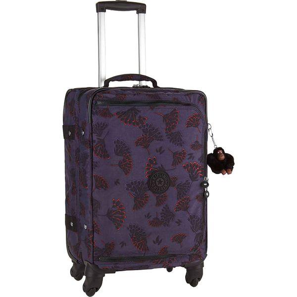 f5583a1300089 Walizka w kolorze fioletowo-czerwonym - 34,5 x 55 x 25,5 cm ...