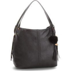 Torebka JENNY FAIRY - RH2021 Black. Czarne torebki do ręki damskie Jenny Fairy, ze skóry ekologicznej. Za 119.99 zł.