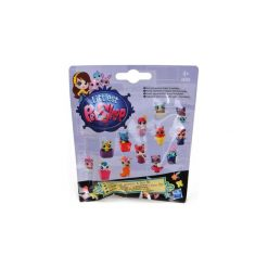 Torebka Hasbro Littlest Pet Shop Niespodzianka. Niebieskie torby i plecaki dziecięce Hasbro, z materiału. Za 9.90 zł.