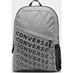 Converse - Plecak. Szare plecaki damskie Converse, z poliesteru. W wyprzedaży za 99.90 zł.
