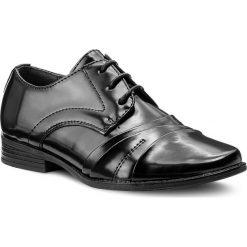Półbuty OTTIMO - CYL6040-2 Czarny. Eleganckie półbuty marki Gino Rossi. Za 79.99 zł.