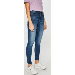 Jacqueline de Yong - Jeansy. Niebieskie jeansy damskie Jacqueline de Yong. Za 169.90 zł.