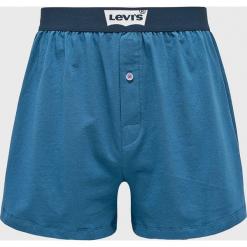 Levi's - Bokserki (2-pack). Brązowe bokserki męskie Levi's, z bawełny. Za 119.90 zł.