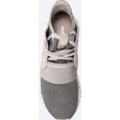 Adidas Originals - Buty tubular defiant w. Szare obuwie sportowe damskie adidas Originals, z materiału. W wyprzedaży za 299.90 zł.