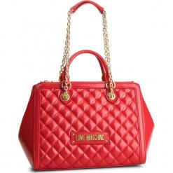 Torebka LOVE MOSCHINO - JC4000PP17LA0500 Rosso. Czerwone torebki do ręki damskie Love Moschino, ze skóry ekologicznej. Za 959.00 zł.