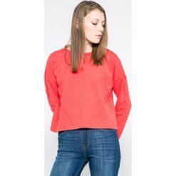 Only - Bluza Jinnou. Różowe bluzy damskie Only, z bawełny. W wyprzedaży za 49.90 zł.