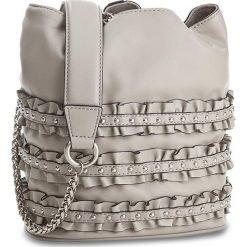 Torebka MARELLA - Adler 68760175 002. Szare torebki do ręki damskie Marella, w geometryczne wzory, ze skóry ekologicznej. W wyprzedaży za 429.00 zł.