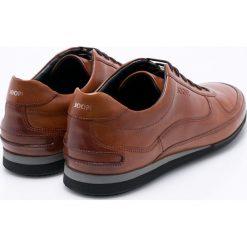 Joop! - Buty Hernas. Brązowe buty sportowe męskie JOOP!, z gumy. W wyprzedaży za 499.90 zł.