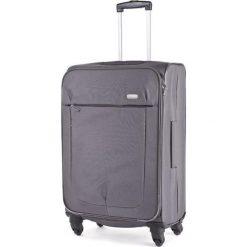 Średnia Materiałowa Walizka AMERICAN TOURISTER - Sacramento 53571 1374 79A (0)28 903 Graphite M. Szare walizki damskie American Tourister, z materiału. W wyprzedaży za 249.00 zł.