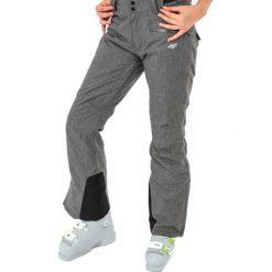 4f Spodnie damskie H4Z17-SPDN002 Szare r. XL. Spodnie snowboardowe damskie 4f. Za 189.50 zł.
