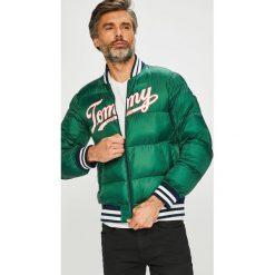 Tommy Jeans - Kurtka. Szare kurtki męskie Tommy Jeans, z jeansu. Za 999.90 zł.