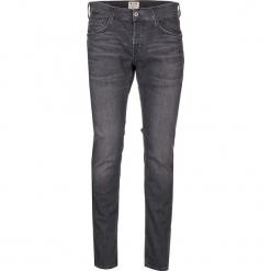 """Dżinsy Mustang """"Oregon"""" - Slim fit- w kolorze antracytowym. Szare jeansy męskie Mustang. W wyprzedaży za 173.95 zł."""