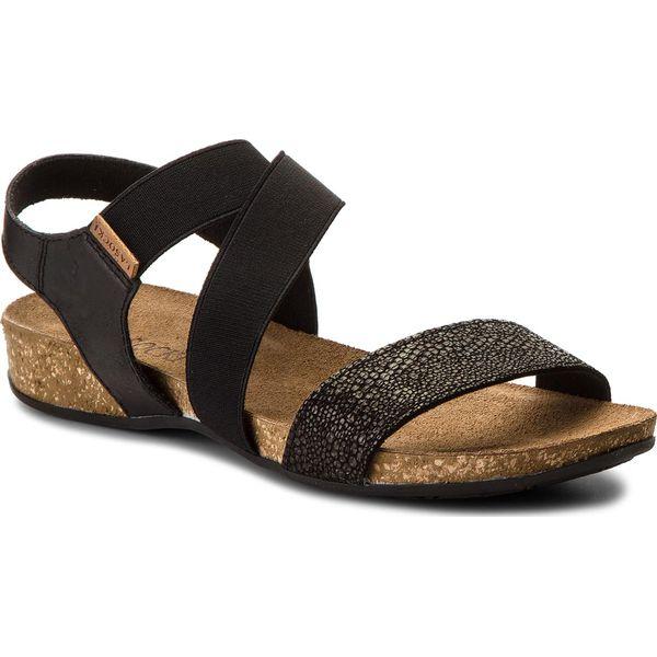 Sandały czarne damskie LASOCKI