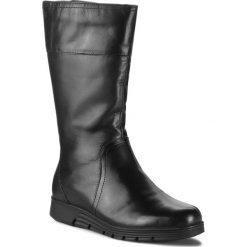 Kozaki CAPRICE - 9-26617-21 Black Nappa 022. Czarne kozaki damskie Caprice, ze skóry ekologicznej. W wyprzedaży za 299.00 zł.
