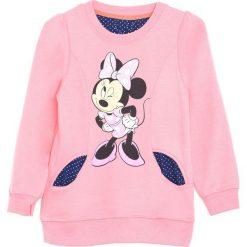 Różowa Bluza Classy Toy. Czerwone bluzy dla dziewczynek Born2be. Za 44.99 zł.