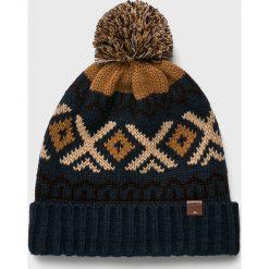 Medicine - Czapka Scottish Modernity. Czarne czapki i kapelusze męskie MEDICINE. Za 39.90 zł.