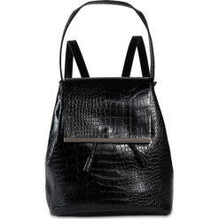 Plecak bonprix czarny. Czarne plecaki damskie bonprix, ze skóry. Za 99.99 zł.