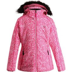 Dare 2B ENTRUST  Kurtka snowboardowa cyber pink. Kurtki i płaszcze dla dziewczynek Dare 2b, z materiału. W wyprzedaży za 719.10 zł.
