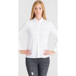 b3f600370d9c4a Białe koszule damskie TRUSSARDI JEANS, bez wzorów, z jeansu